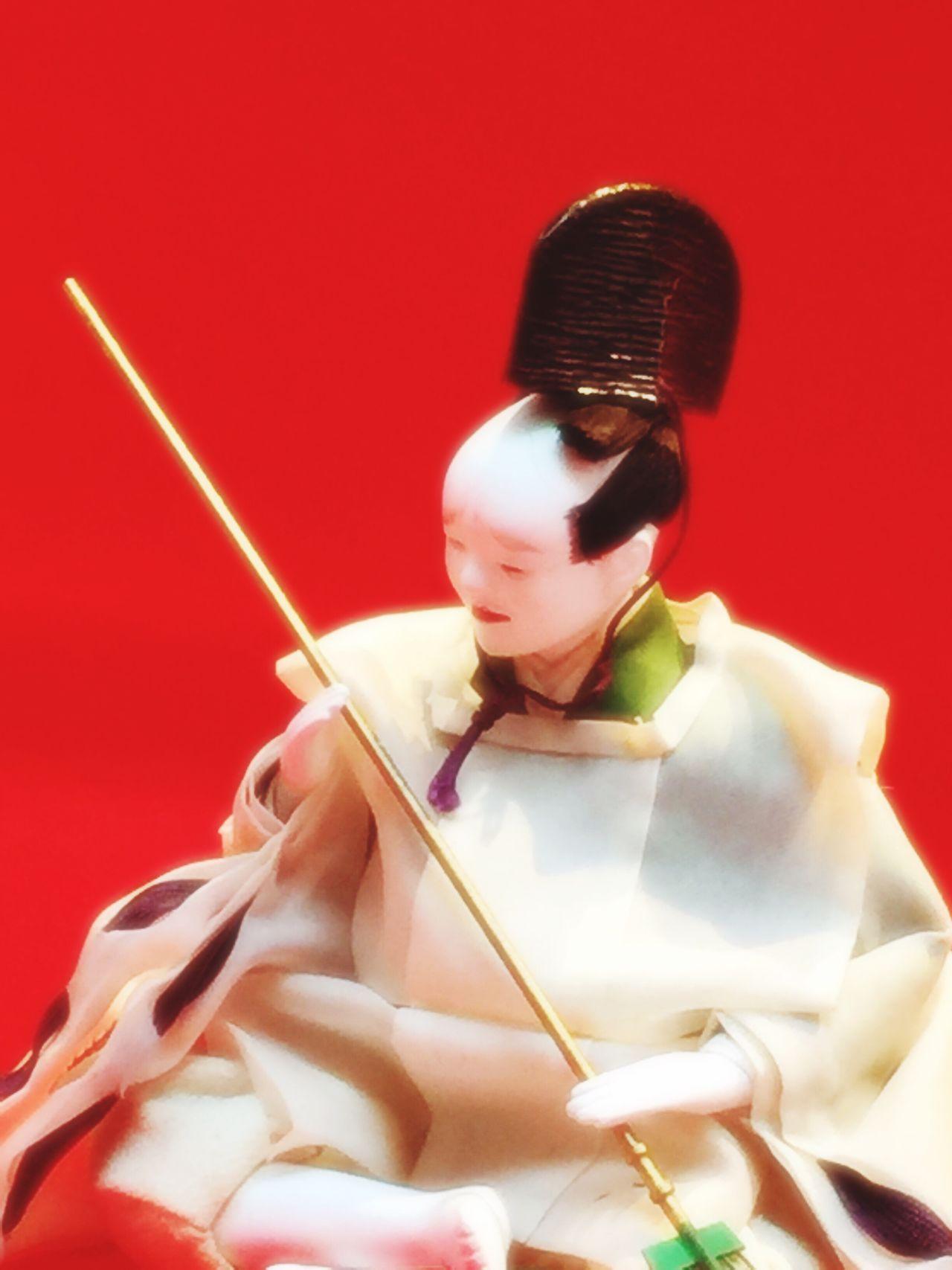 仕丁 衛士 三人上戸 立て傘 ひな壇 雛飾り Hinamatsuri Platform 5th Japanese Culture Dolls Doll March Seasonal Ultimate Japan