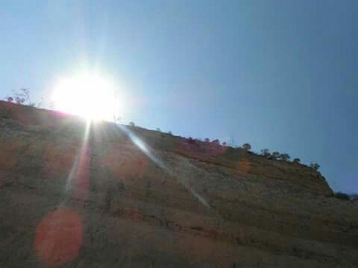 Dando El Rol Recuerdos Del Camino Sol Y Montaña... Sun & Mountain Original Pic No Selfie My Spirit Live