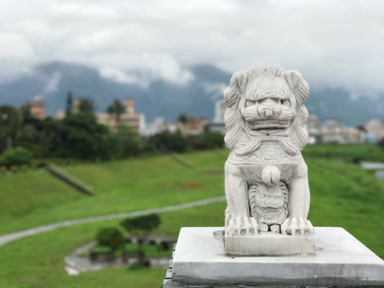 Taroko hiding behind the Clouds . Mother Lion watching over those who marvel at mountain. HualienCounty Hualien, Taiwan Taiwan Wagnefied Wagnetravels EyeEmNewHere EyeEmNewHere
