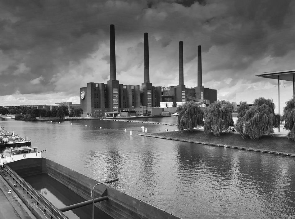 Wolfsburg Powerplant