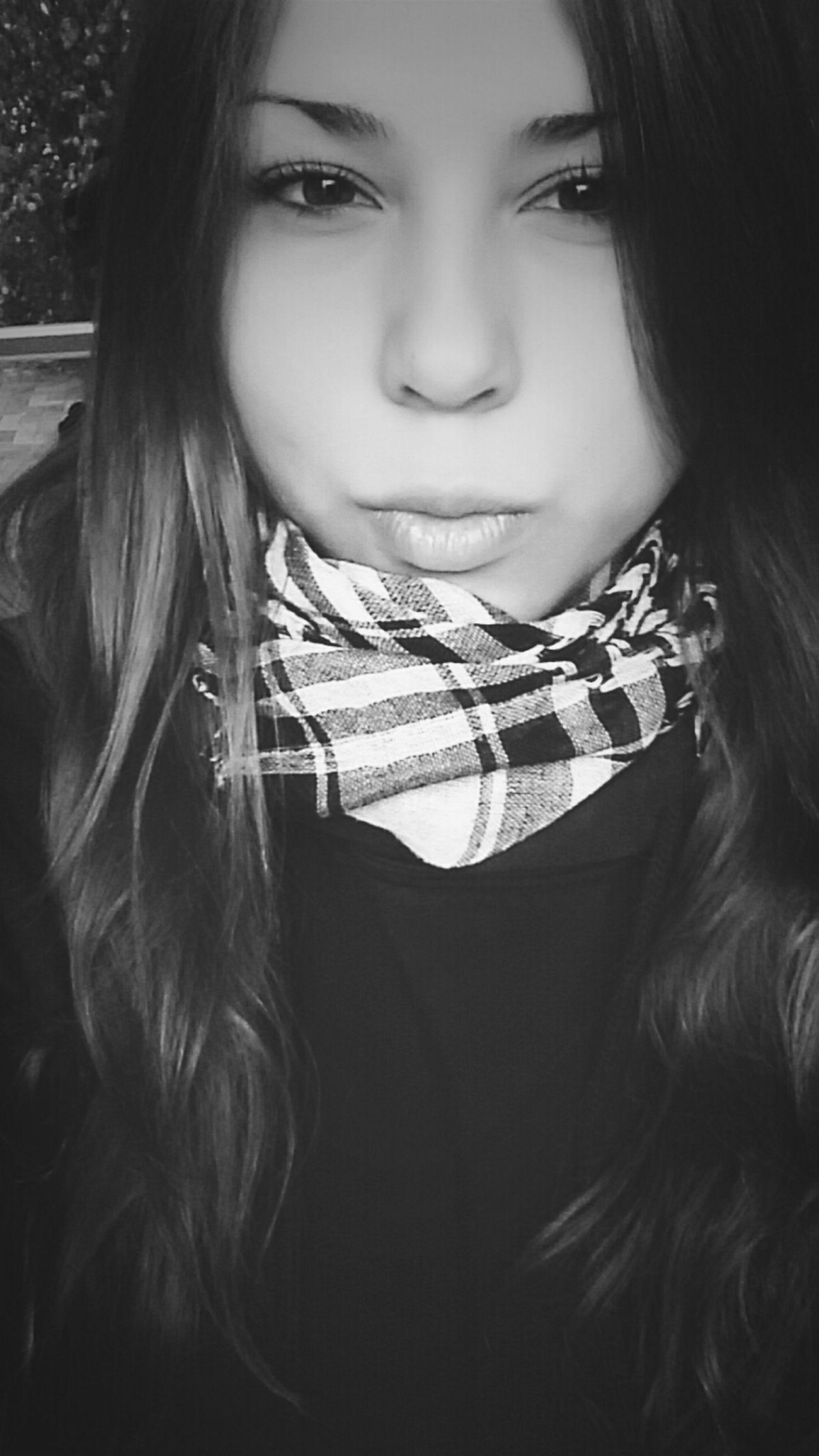 Winter Morning Winter Morning Selfie ?⛄⛈⛆☃