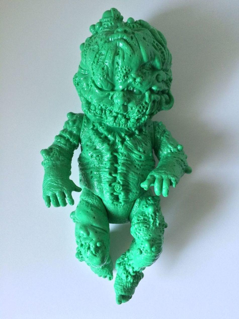 Autopsy Staple Zombie Babies Toys Sofubi Kaiju Baby Miscreationtoys