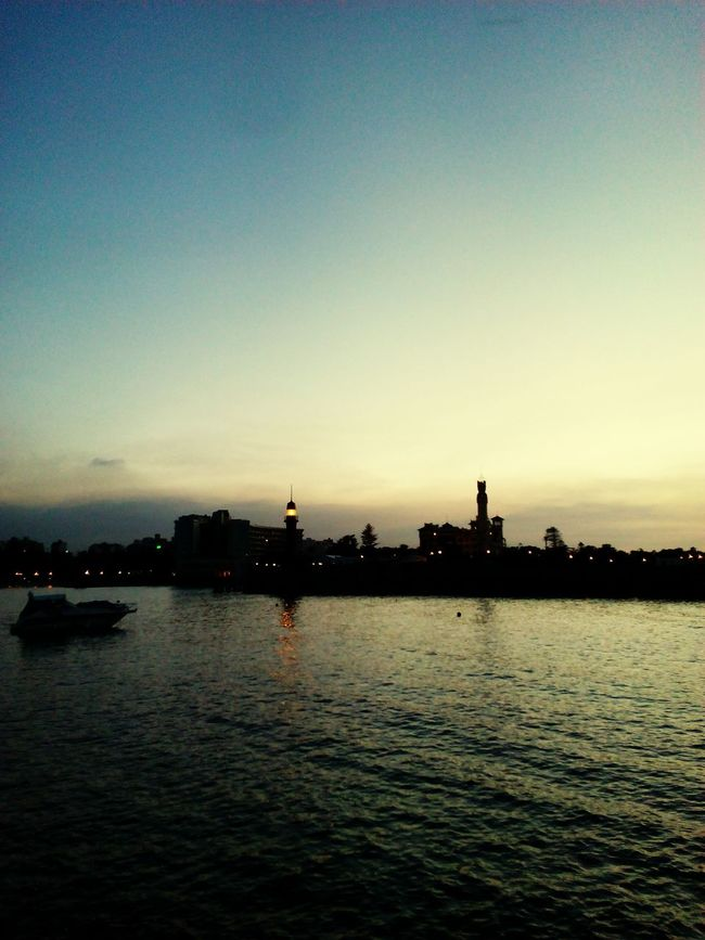 Relaxing Enjoying Life أسكندرية Life Is A Beach El Montazah Blue Sky Sea اسكندرية_حلوة