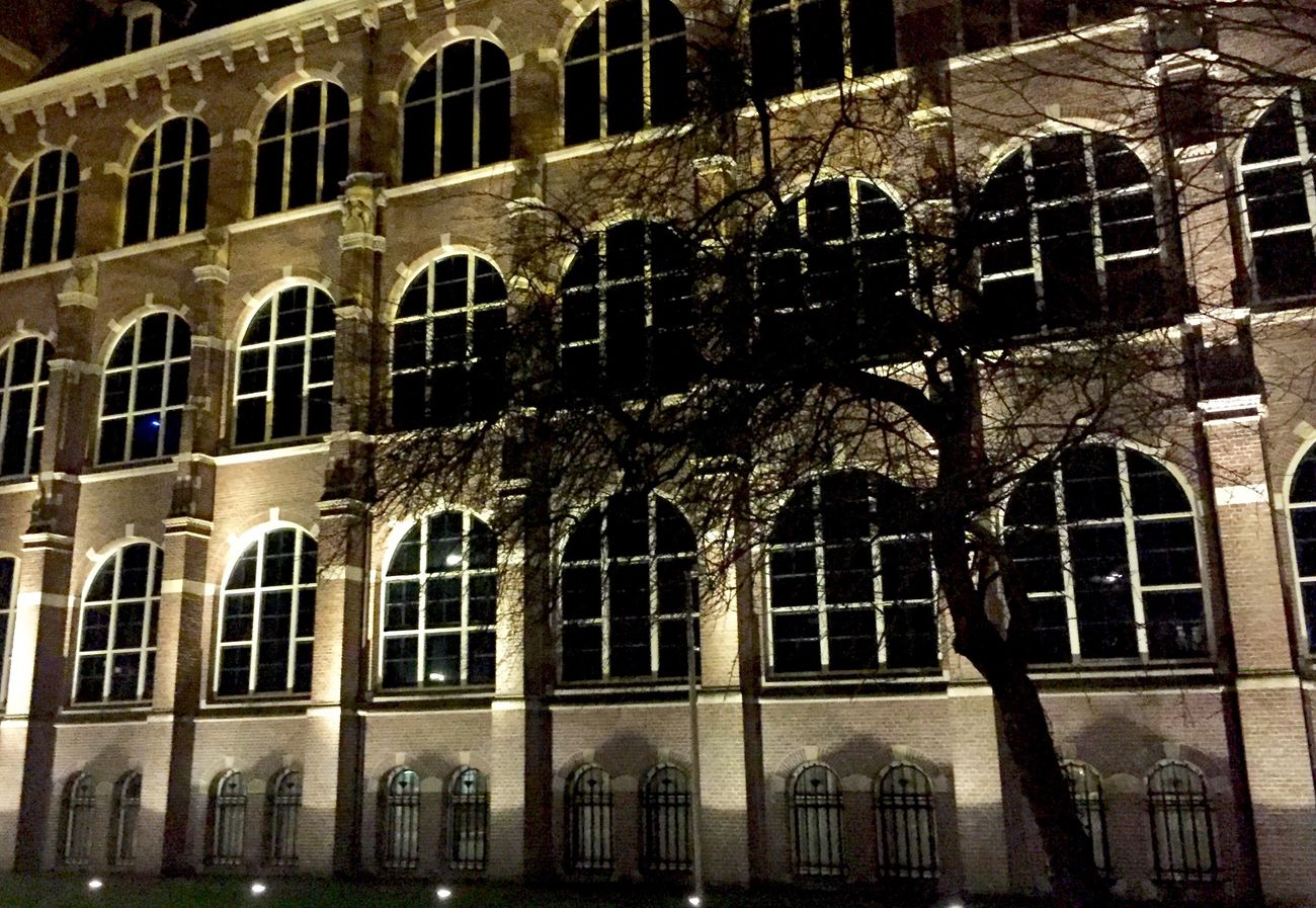 Architecture Amsterdam Outdoors Tropenmuseum Amsterdam Oost Scary Holland Old Buildings Amsterdambynight