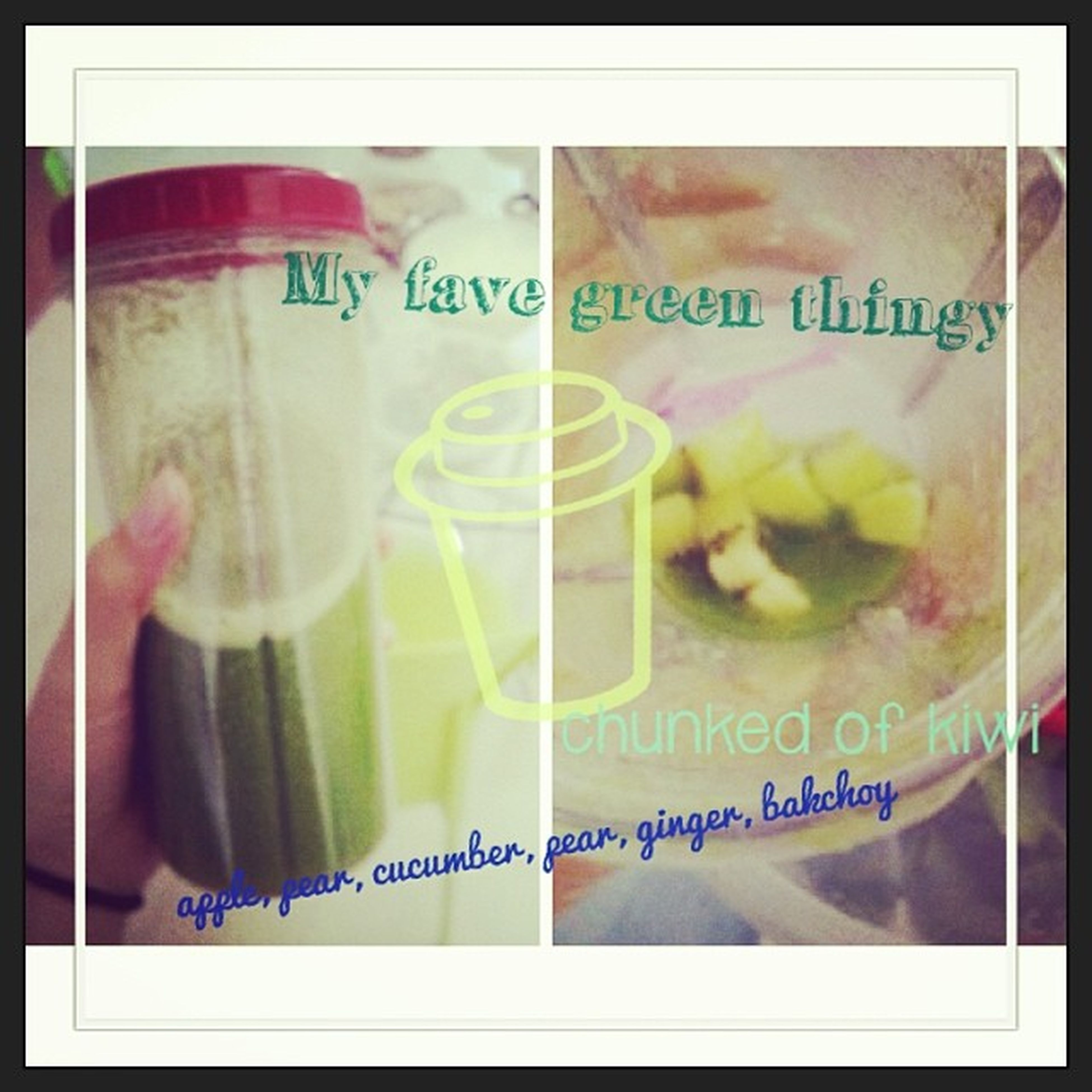 Whole day juice.. I bring this day and night Green Juice Healthy Letsdrinkvege