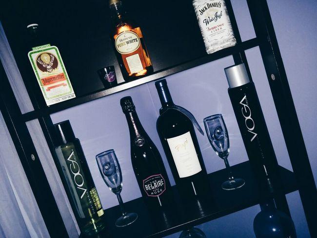Belaire Wine White Hennessy Voga