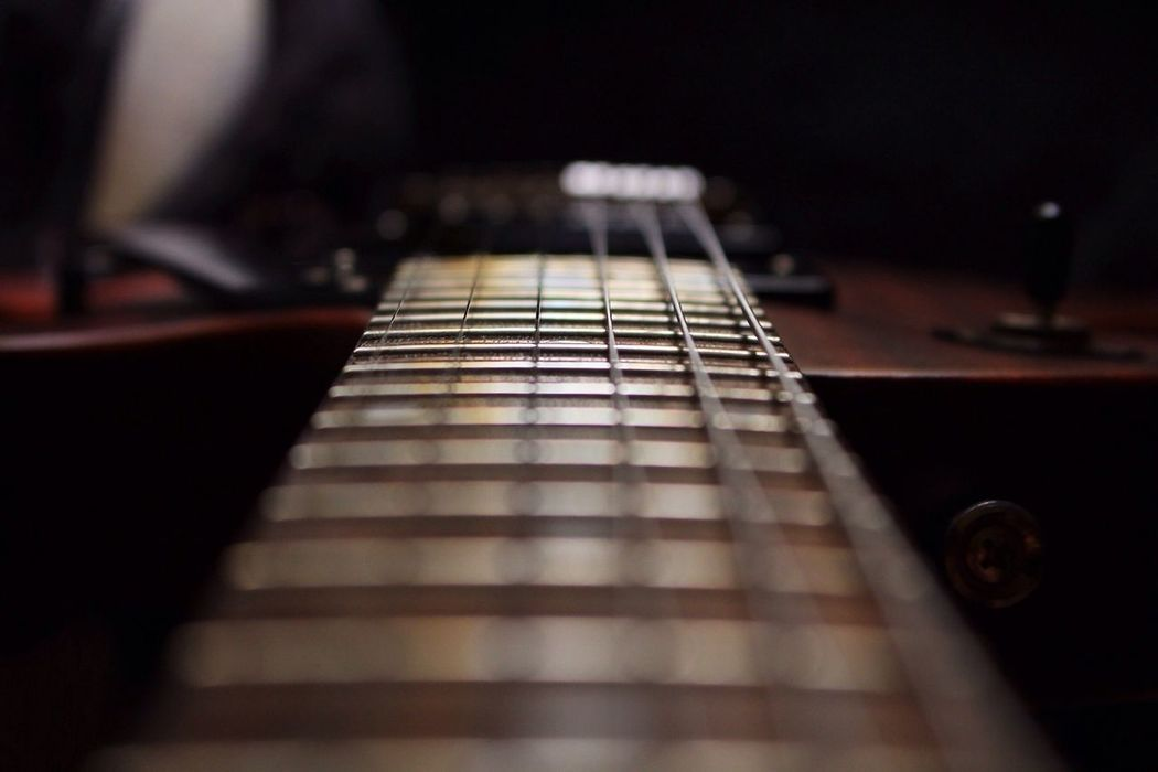 Guitar Series n. 2 Music AMPt - My Perspective Guitar Supernormal