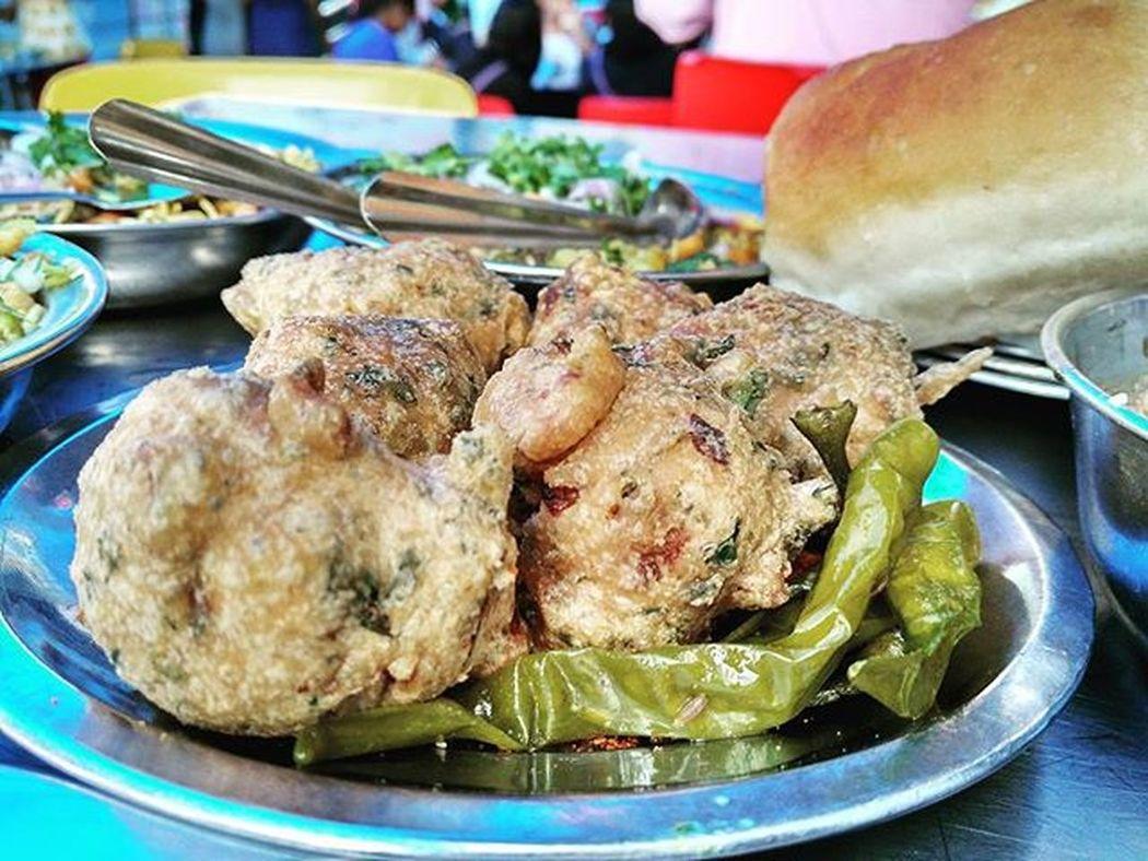 Kandabhaji Pakode Bhaji Foodlover 😋