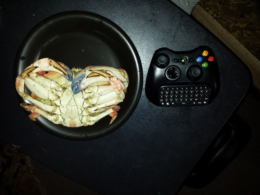 Which one first Crab Crab Time Xbox360