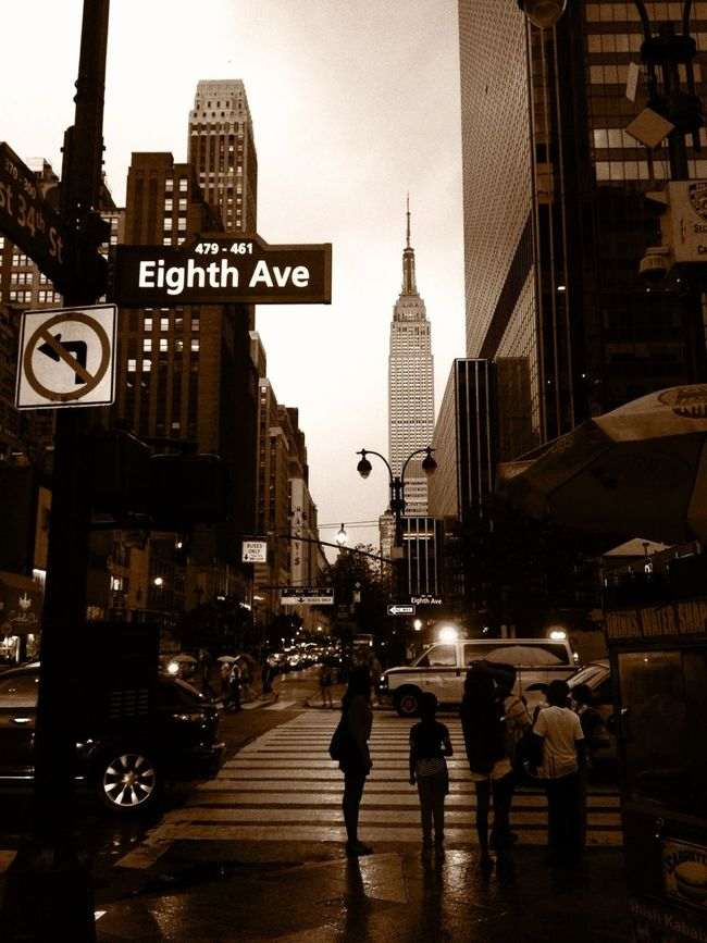 Eight Ave
