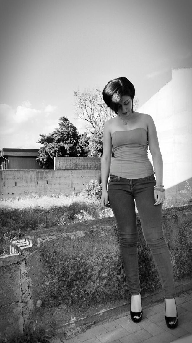 Thats Me ♥ Black & White Peace And Quiet Reflection_collection Hello World Ispirations Lovelovelove