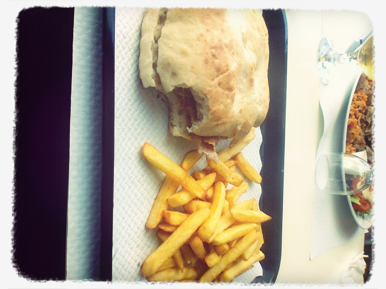 food and drink, food, french fries, prepared potato, freshness, no people, close-up, indoors, ready-to-eat, day