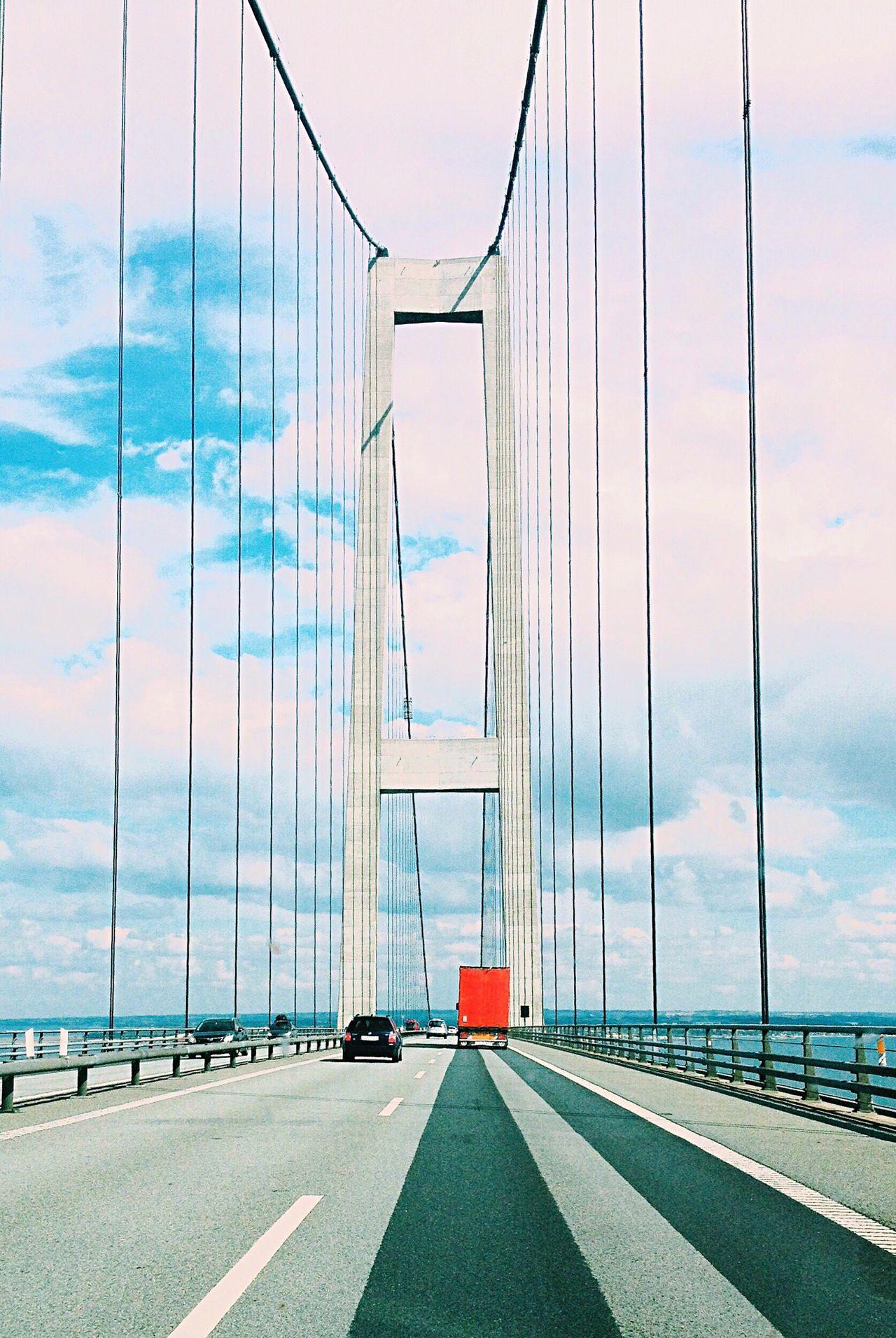 Beautiful stock photos of bridge, Architecture, Bridge - Man Made Structure, Built Structure, Car
