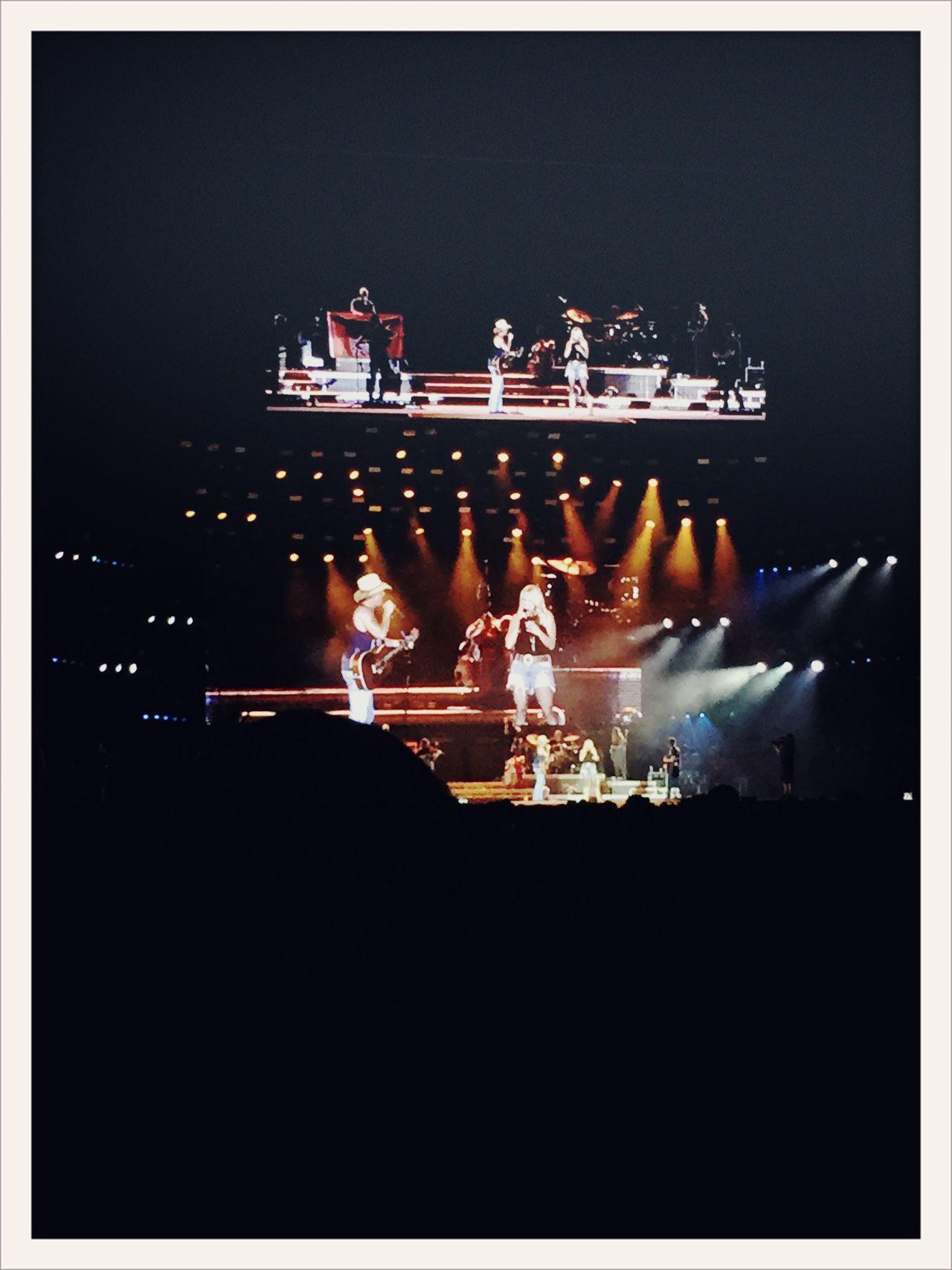 Country Fest: Kenney Chesney & Miranda Lambert Country Fest Best Of EyeEm NEM Mood Summer2016 Best EyeEm Shot AMPt_community Summer Concerts Kenney Chesney Miranda Lambert
