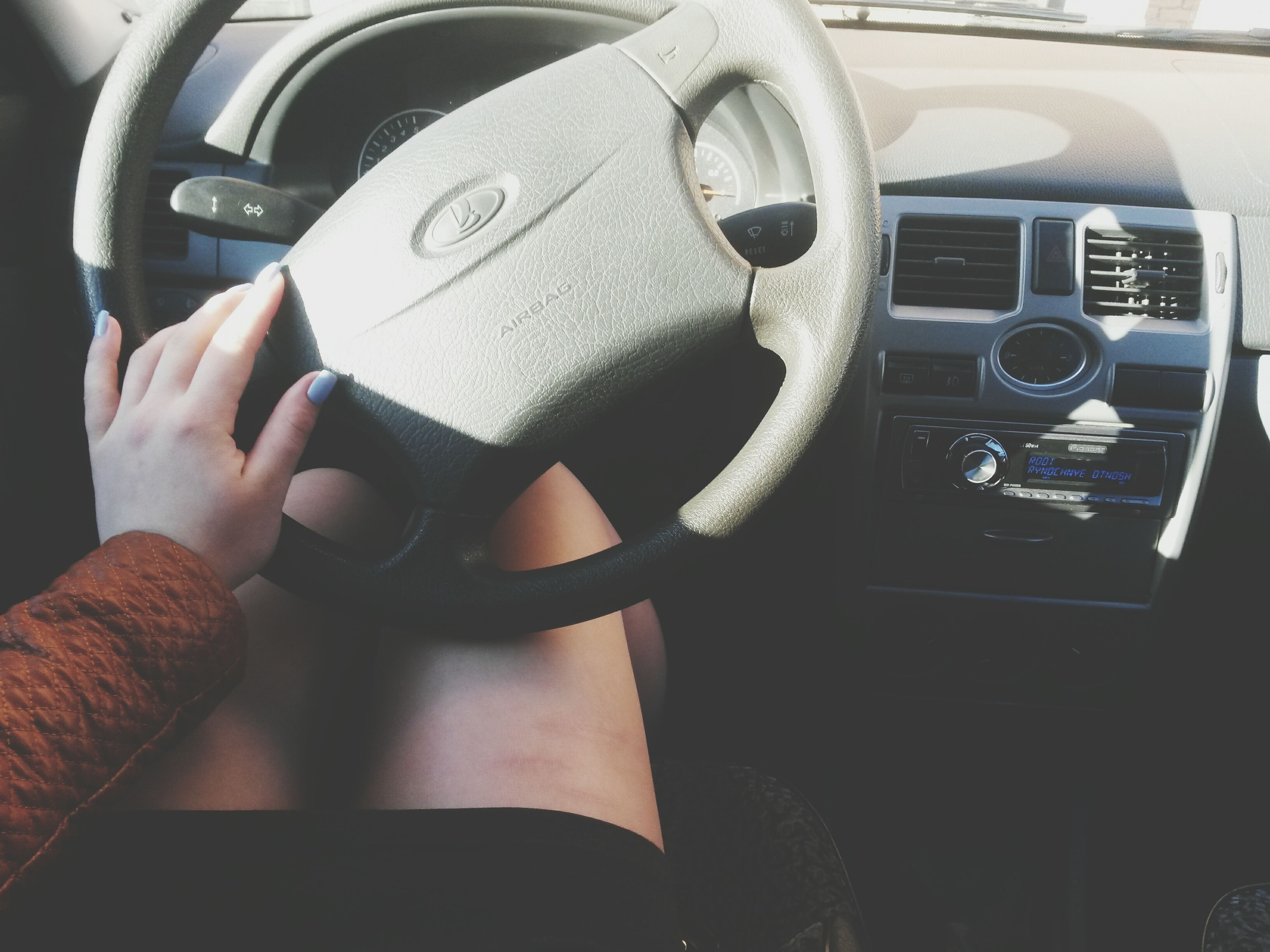 part of, person, cropped, transportation, car, land vehicle, close-up, mode of transport, holding, technology, lifestyles, leisure activity, personal perspective, car interior, photography themes, vehicle interior, focus on foreground