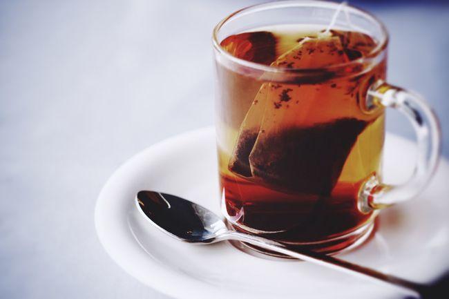 Tea Tea Tea Time Teaglass Teatime Tee Copy Space Food And Drink Drink Hotdrinks
