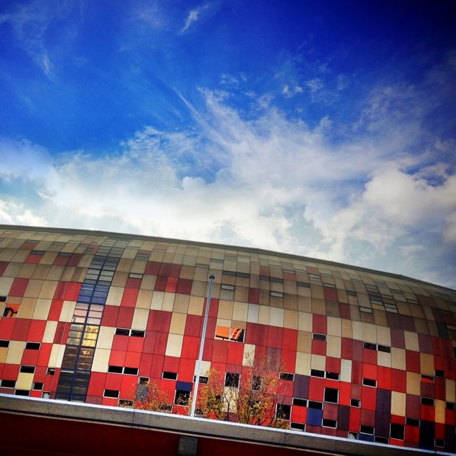 Clouds And Sky Stadium Johannesburg AMPt_community
