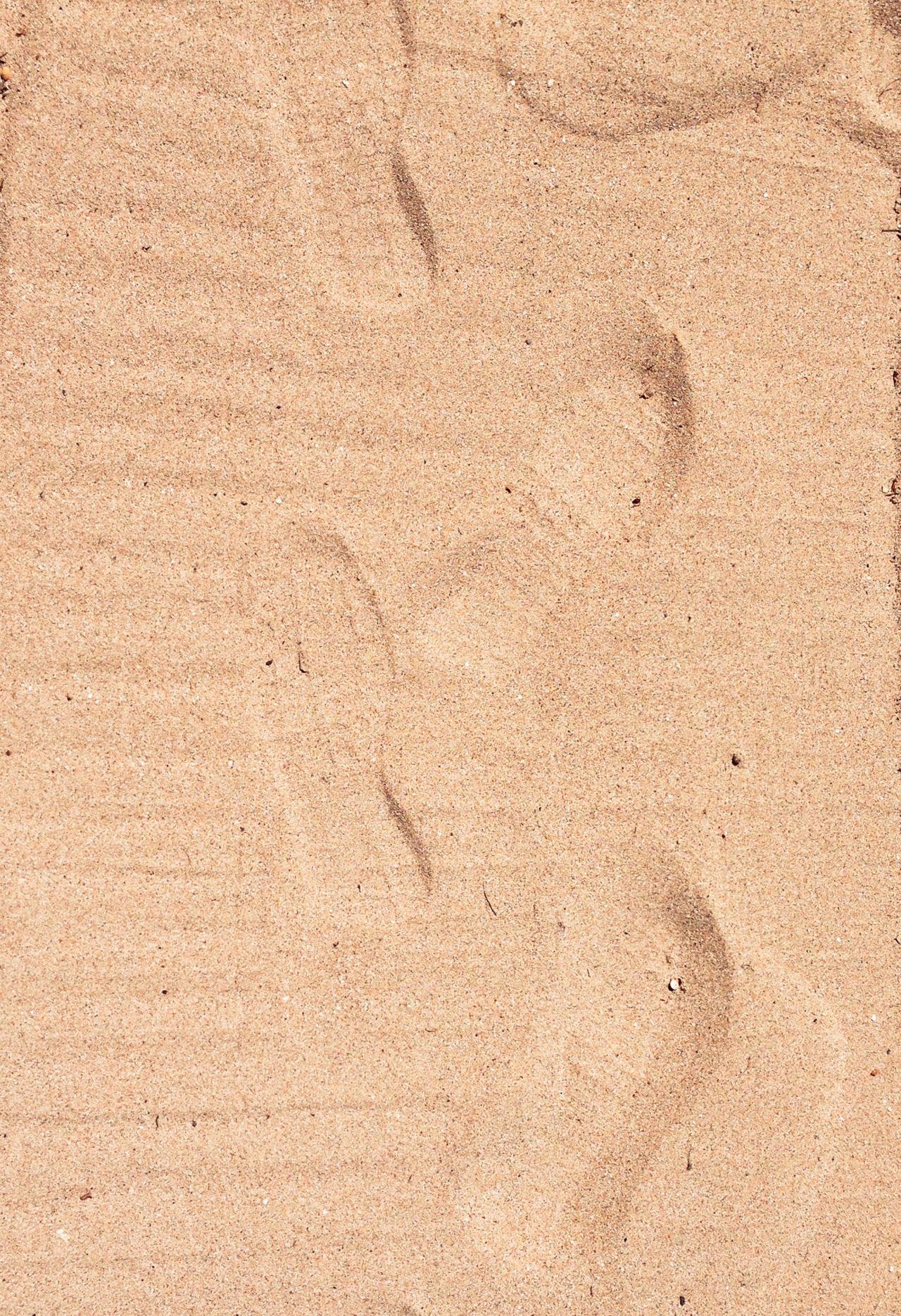 Spiaggia Mare Sabbia Giallo Orme Impronte Sand Beach Footsteps
