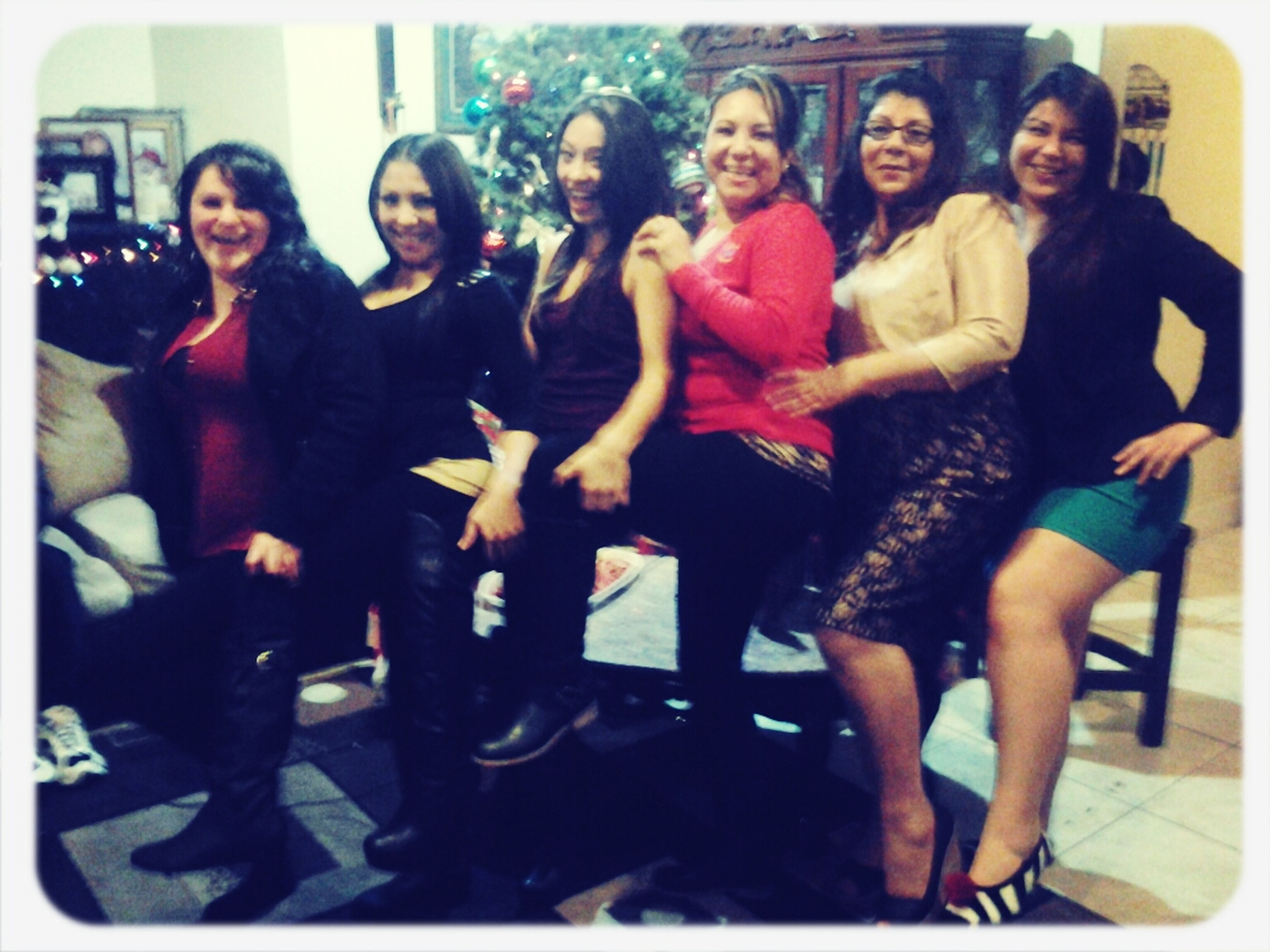 Thee Girls  ;)  , Family