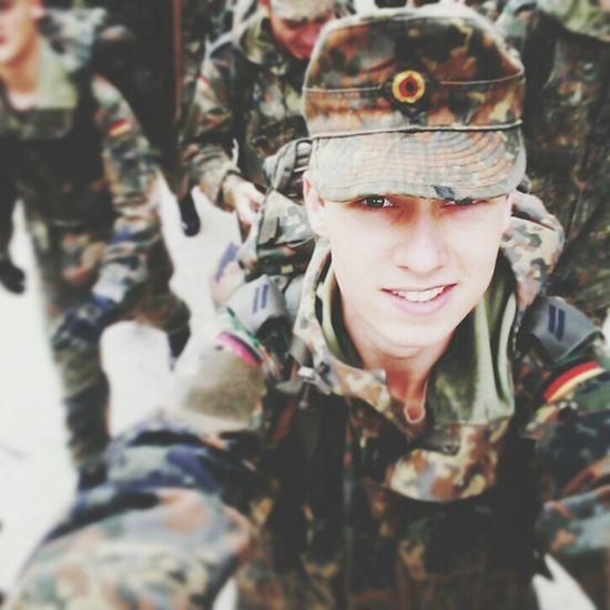 Bundeswehr mein leben ! First Eyeem Photo