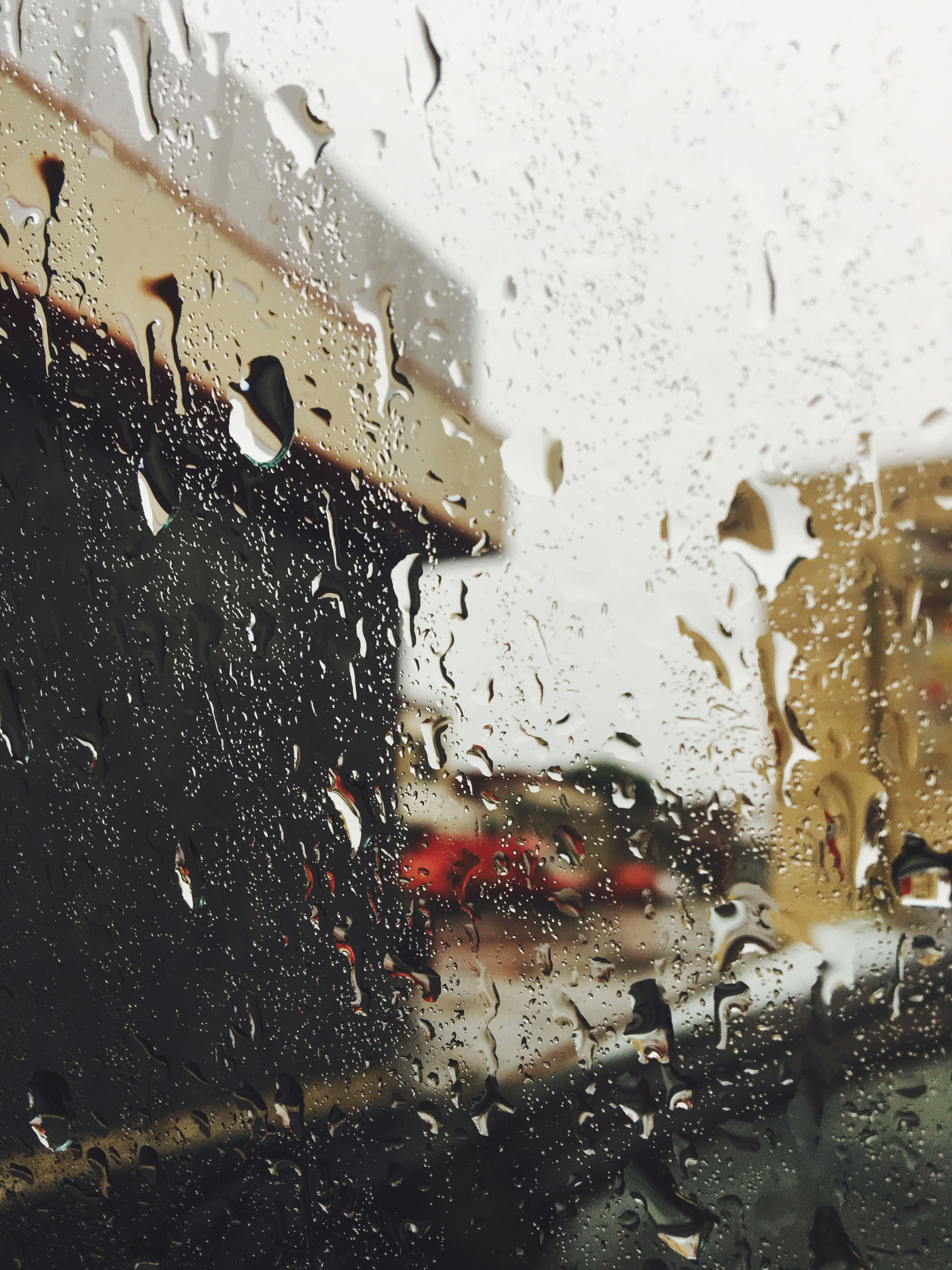 drop, car, glass - material, wet, window, vehicle interior, land vehicle, water, car interior, rain, rainy season, mode of transport, windshield, transportation, raindrop, car wash, indoors, no people, cleaning, day, close-up