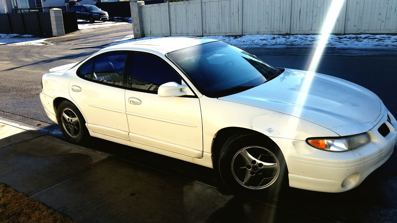 Gtp Supercharged  Grand Prix  Pontiac 2002 4doors All Original Fully Loaded Cars Street Cars Car Lovers