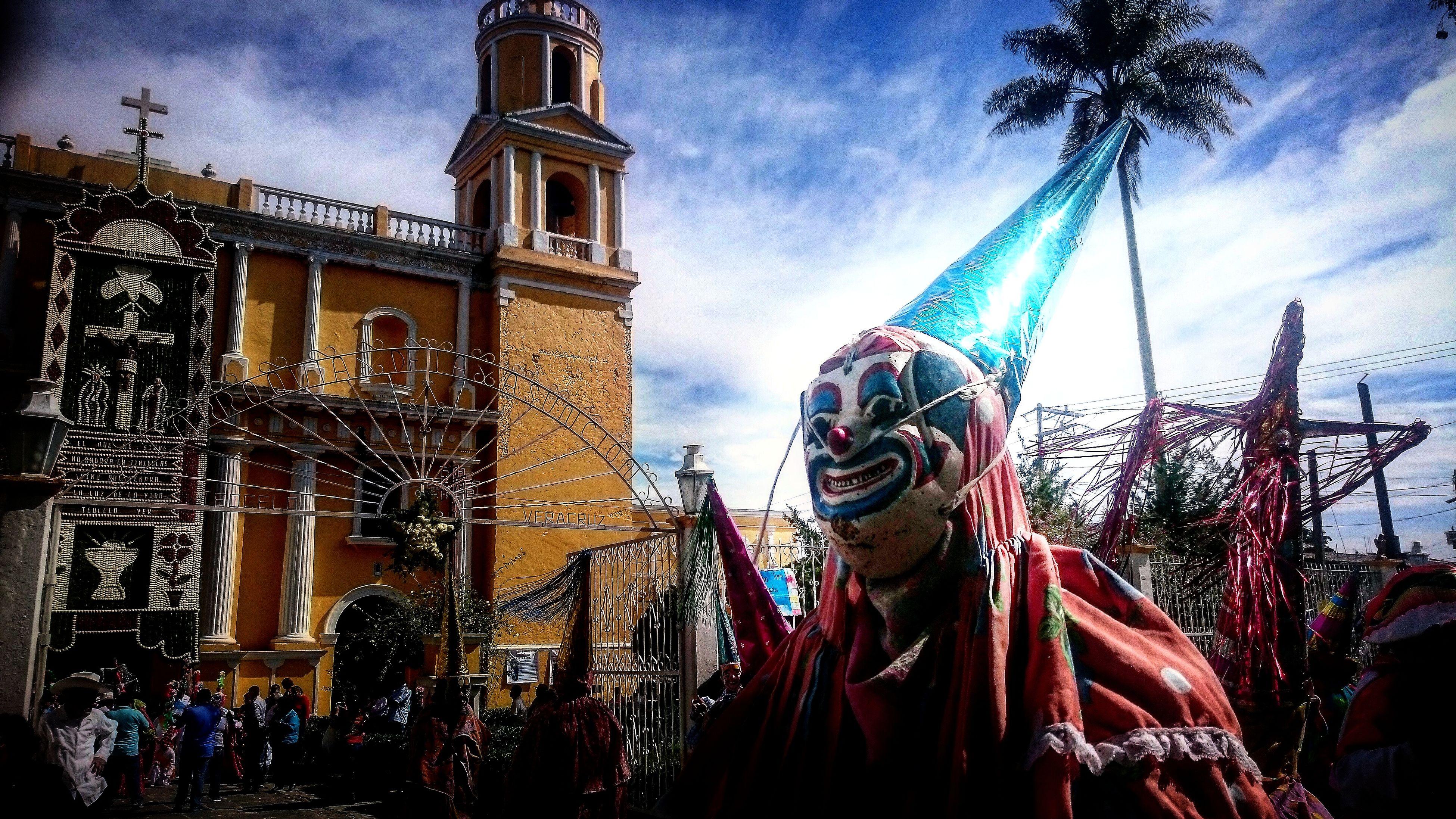 Colors Of Carnival Teocelo Veracruz, México carnival