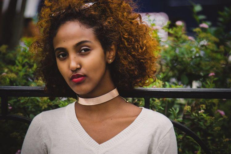 📷: Issa Khari New York City, 2016 Canon EyeEm Portrait Melanin Women City NYC Street Photography Lifestyles Fashion Issa Blackgirl