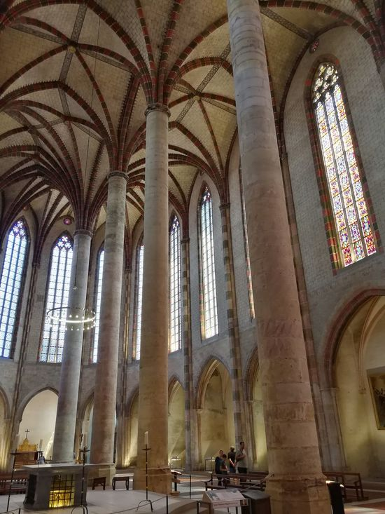 Arch Religion Place Of Worship Architecture Couvent Des Jacobins Toulouse France🇫🇷