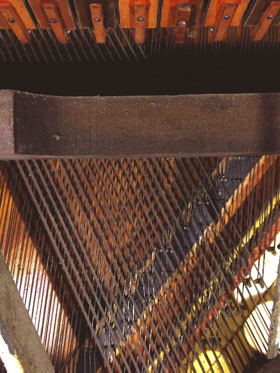 Old-fashioned Piano Insides Vintage Antique Abstractions Rustic Textured  Layers And Textures Shapes And Forms Musical Instrument Close-up Parts Architecture Piano Insides