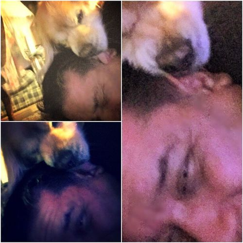 Mans Best Friend I Love My Dog❤ My Dog Loves Me!