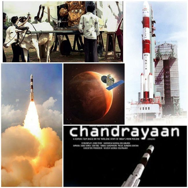 They started their Space Mission by transporting the Payloads on a Bullock Cart (in 1983). Launched the first Pslv in 1993. Launched a record 10 Satellites in one go and Chandrayaan in 2008. Only space agency to reach the Mars in First Attempt with a Shoestring Budget Congrats Isro . Congrats India !