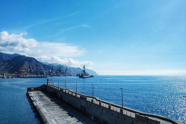 Port of Tenerife, Spain Taking Photos The Traveler - 2015 EyeEm Awards Eye4photography  Holiday POV Open Edit For Everyone Landscape_photography Landscape_Collection