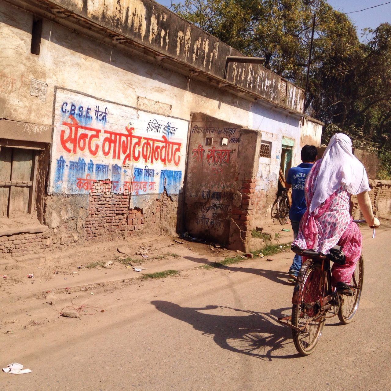 Emancipation Women In India Cycling Life In India