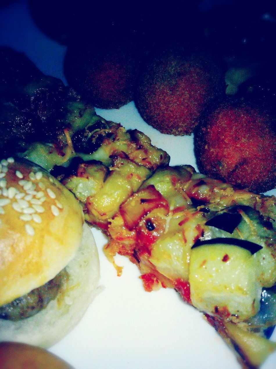 Arancini Focaccia Messinese Norma Hamburger Fame Manculicani Ragu