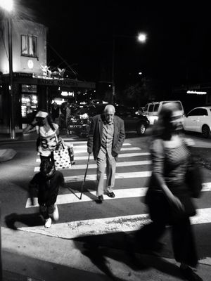 sydney at Glebe by Oliver Lang