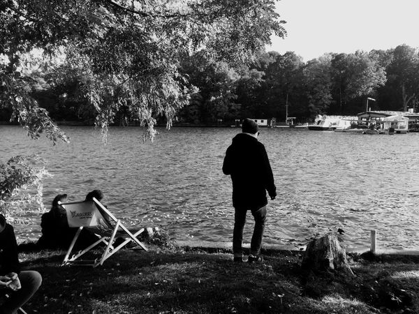 Blackandwhite Check This Out Taking Photos Relaxing People Watching