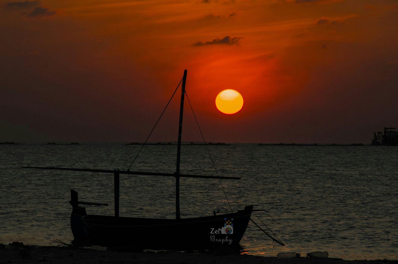 Sunset. Photography Sunnysideoflife Maldives Enjoying Life Relaxing Maldivesphotography Maldivesstyle Maldivesresorts Maldives 2016 Maldives Islands Maldives Resorts Kudahuvadhoo Niyama