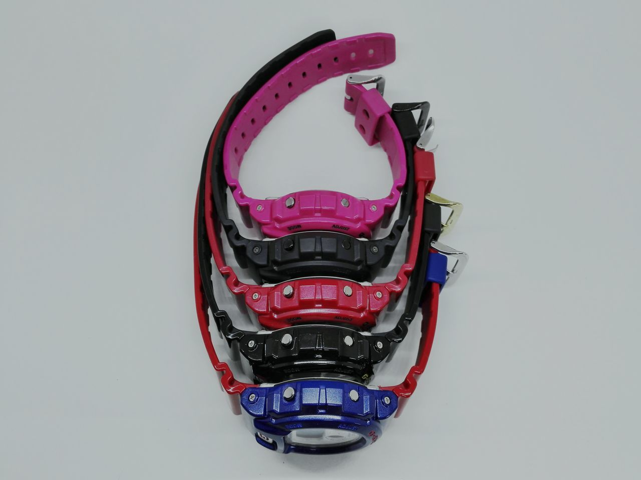 Arts Culture And Entertainment Gshock G-shock Gshock Collection Watch Gshocklover Studio Photography No People Dw6900 Time Digital Watch Colourful