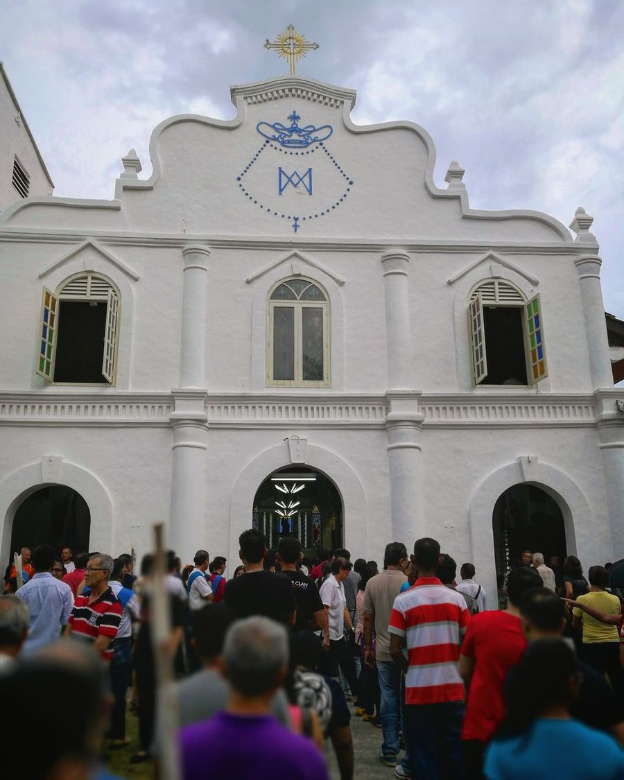 GoodFriday  Mass Church Melaka Malaysia The World Heritage EyeEm Eyeemphotography