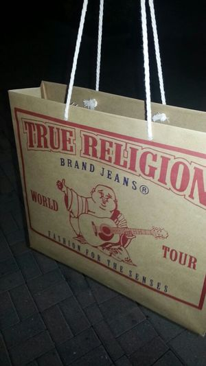 The bag speaks for itself #TRBJ