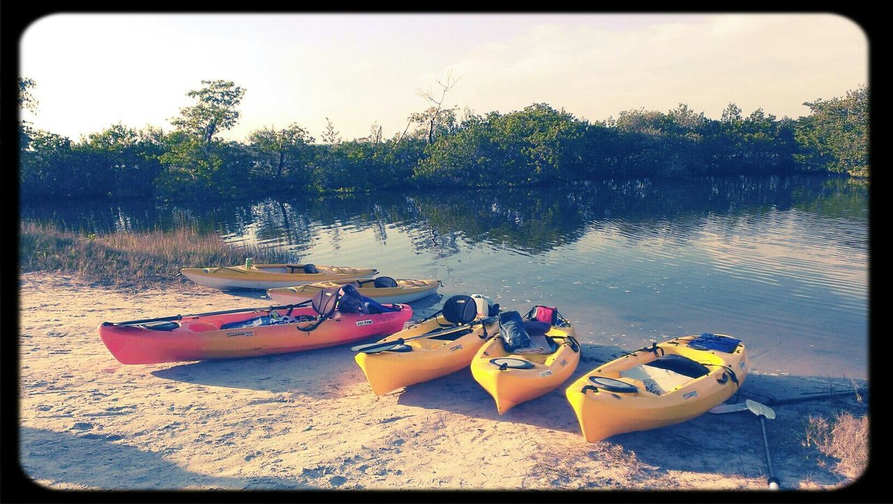 Family kayaking trip through Robinsons Preserve! Kayaking Family Matters Enjoying Nature Robbinson Preserve