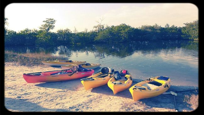 Family kayaking trip through Robinsons Preserve! Kayaking Family Matters Enjoying Nature Robbinson Preserve
