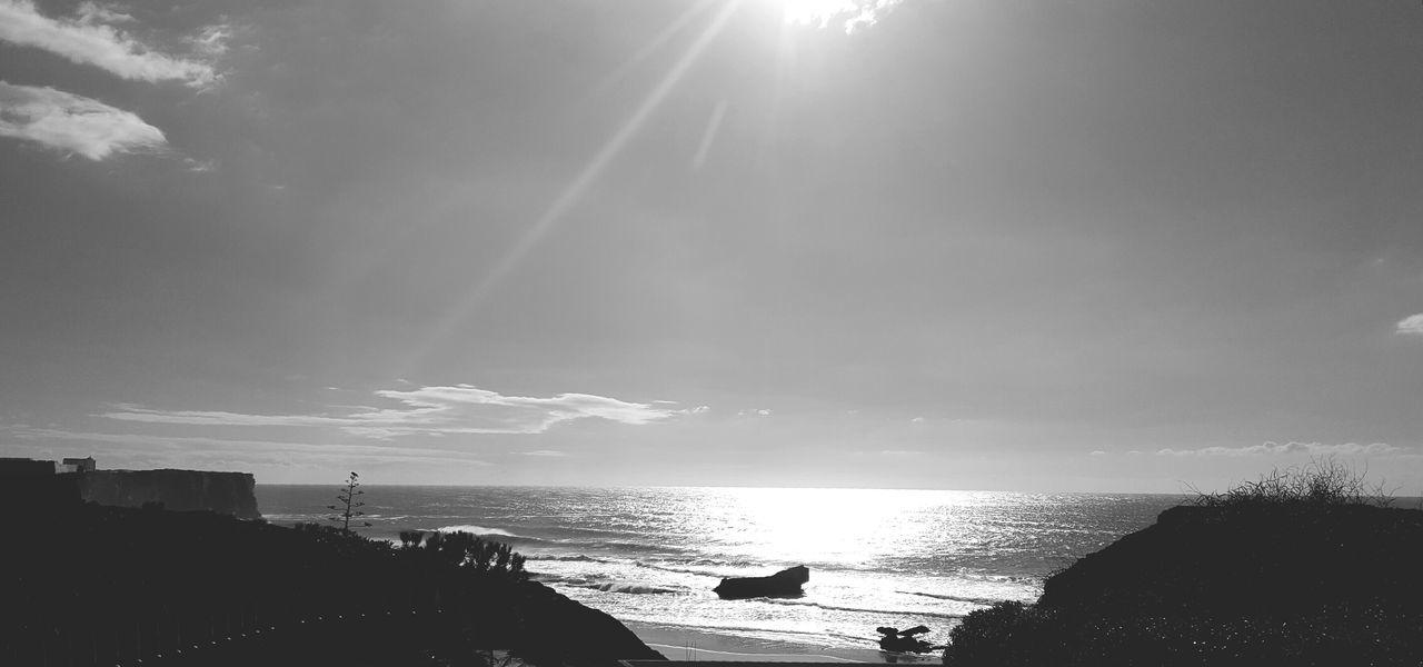 Nature No People Water Scenics Beauty In Nature Ocean Algarve, Portugal Ovean View Ocean Photography Ocean_Collection ~~ Portugal Algarve Nature Beauty In Nature Atlantic Ocean Ocean❤