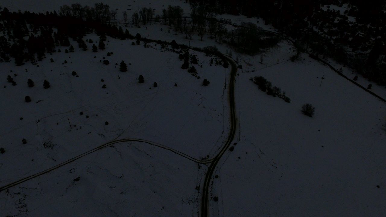 Nature Air Vehicle Cold Temperature Snow Winter Newmexicomountain Flying DJI Phantom 3 NewMexicoTRUE Newmexicoskies Newmexicophotography Newmexicoskys Dji Global Aerial View Drone  Landscape Rural Scene