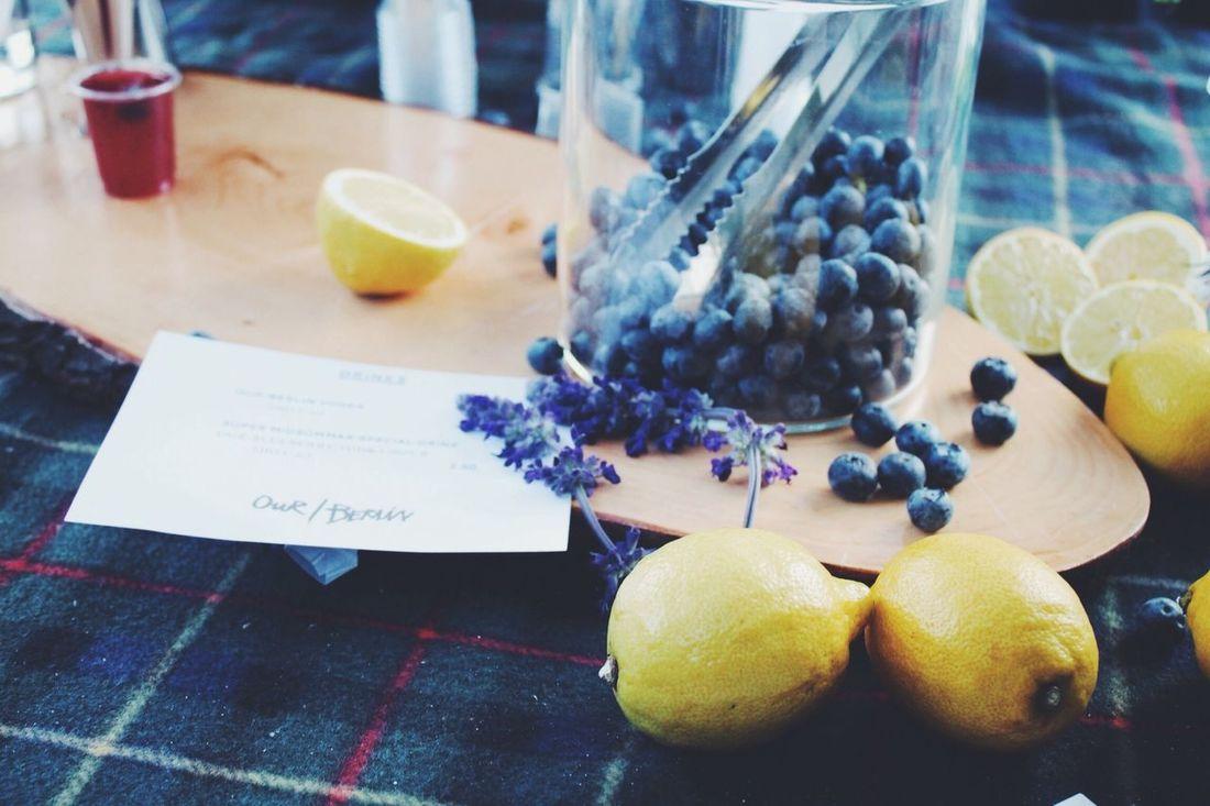 Our/Berlin Drinks Fruit Summer