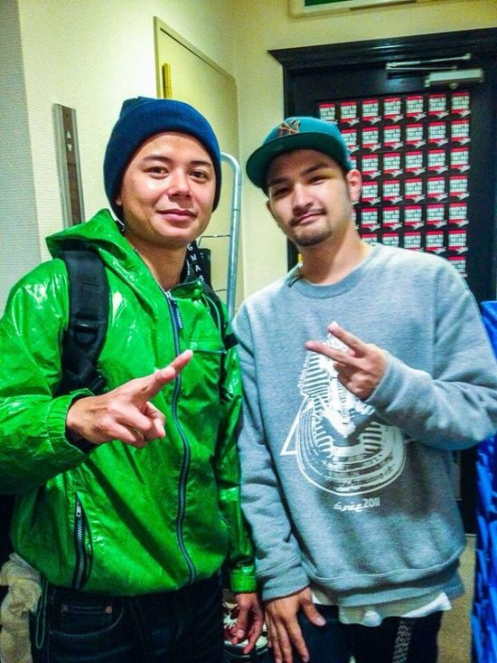 Dancers Poppers HipHop After Practice with riku