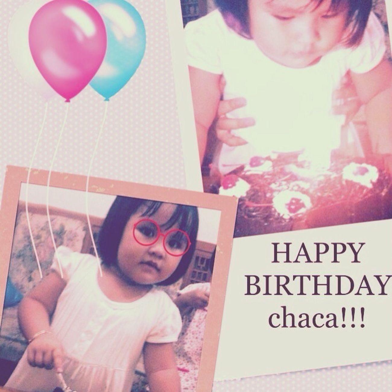 Chaca's Birthday