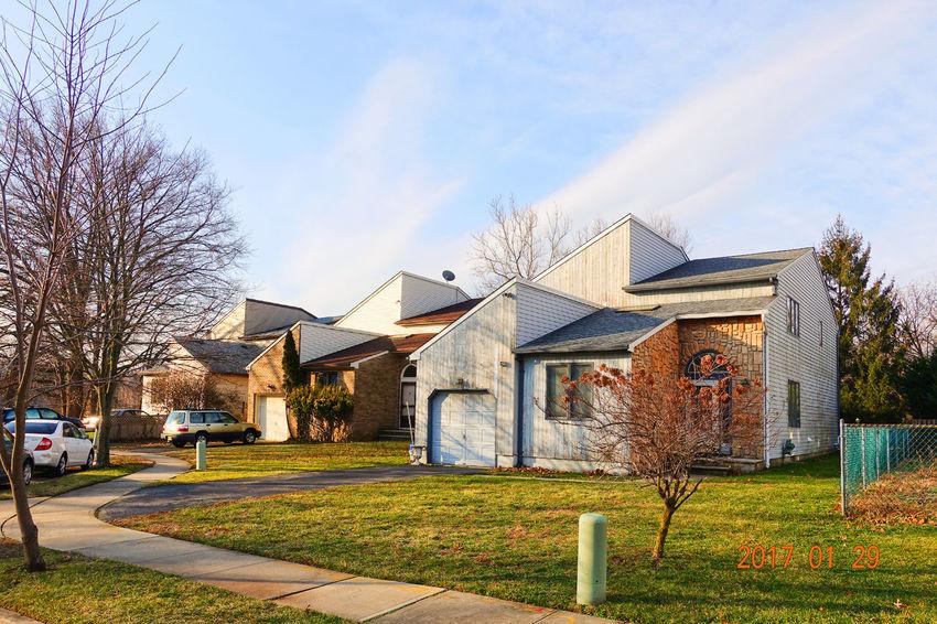 偶遇喜欢的房子 别墅 房子 色彩 街景 HighlandPark