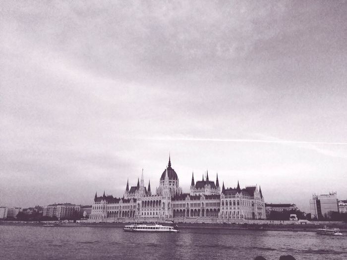 My Year My View The Iconic building in my second home Budapest, Hungary The most exciting moment when I arrived to Budapest. Photography Danube Parliament BudapestHu